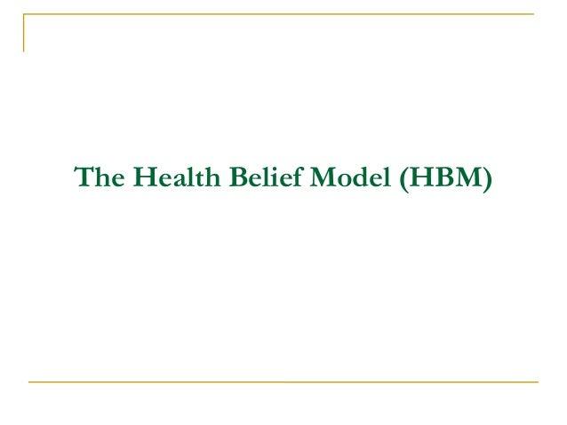 Health Behaviour Models Criticisims