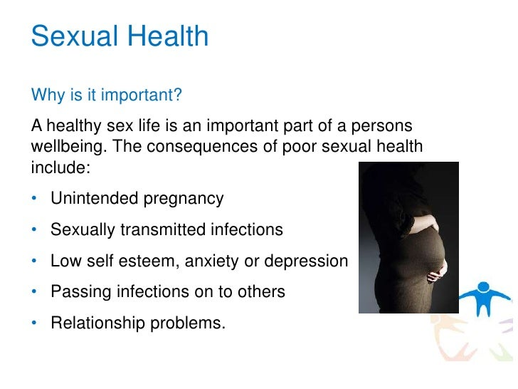 Benefits of a healthy sexuality