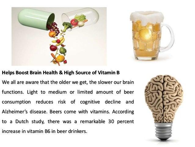 health benefits of beer pdf