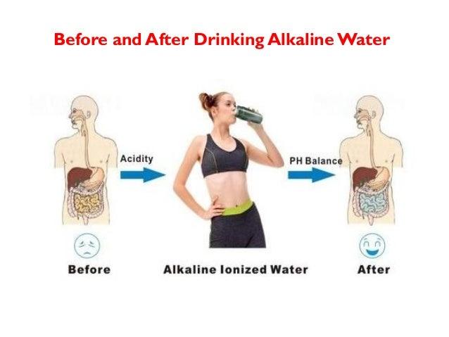 Health Benefits of Drinking Alkaline Water