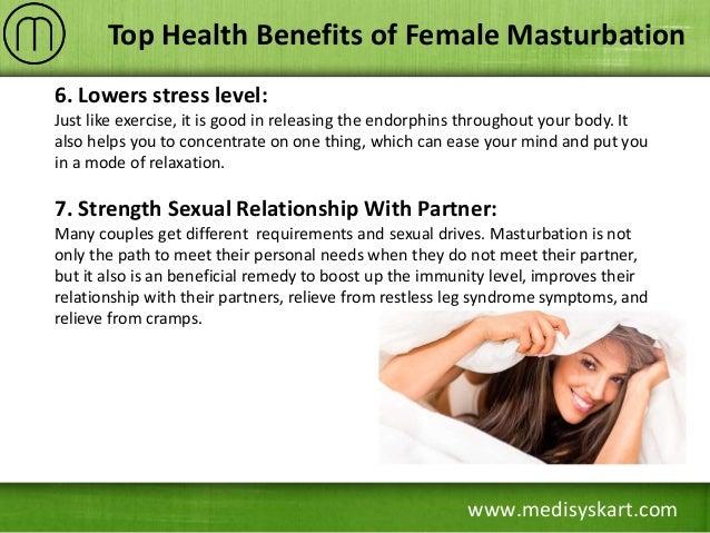 Disadvantages of masturbation in women