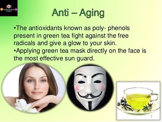 green tea mask benefits