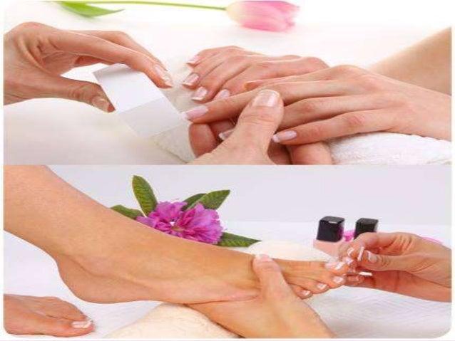 Nearest pedicure and manicure