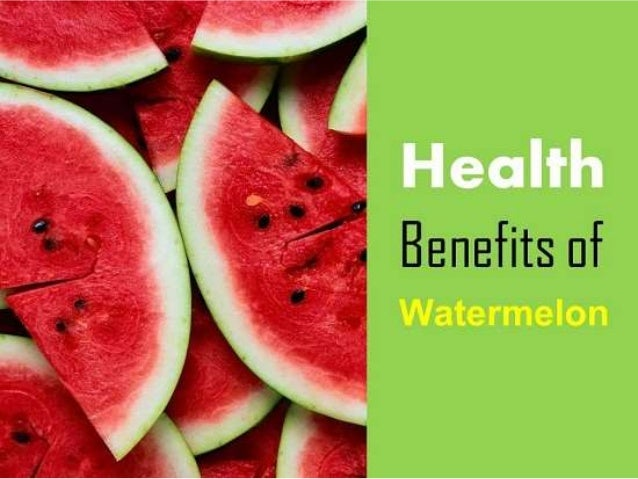 Watermelon is definitely one of the most potent and therapeutic types of fruit. The outstanding health benefits of waterme...