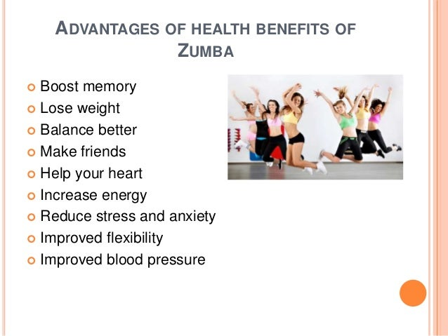 Health Benefits Of Zumba - Karyna Alexandar Tijero