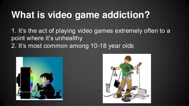 video game addiction Tom bissell was an acclaimed, prize-winning young writer then he started playing the video game grand theft auto for three years he has been cocaine addicted, sleep deprived and barely.