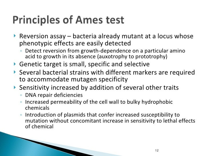 Health Canada Genetic Tox Lecture Part 1