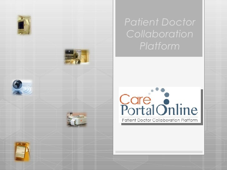 Patient Doctor Collaboration Platform