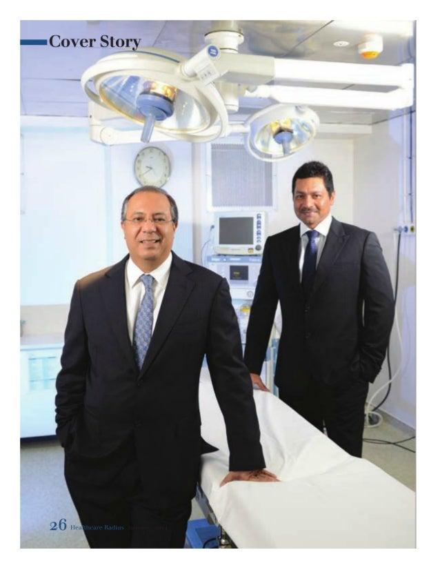 Nova Medical Center in Healthcare Radius-CoverStory