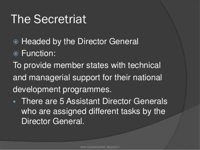 Divisions of Director Secretriat Division of epidemiological surveillanceand health situation and trendadjustment. Divis...