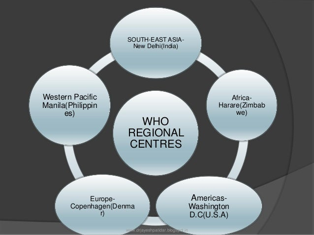 Regional offices The regional offices each are headed by aregional Director, assisted by technical andadministrative offi...