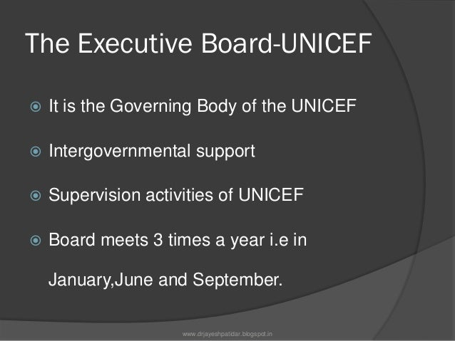 Role of the Executive Board Implementation of the Policies Receive information and guidance fromExecutive Director Ensu...