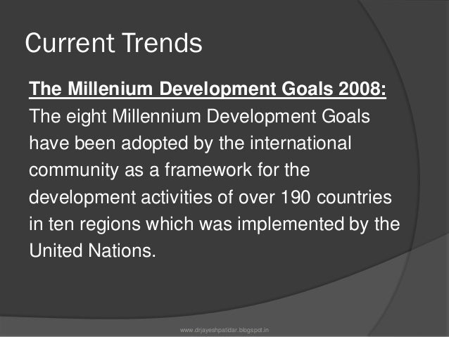 The 8 MDG'sGoal 1: Eradicate poverty and HungerTarget: Halve,between 1990 and2015,theproportion of whose income is less th...