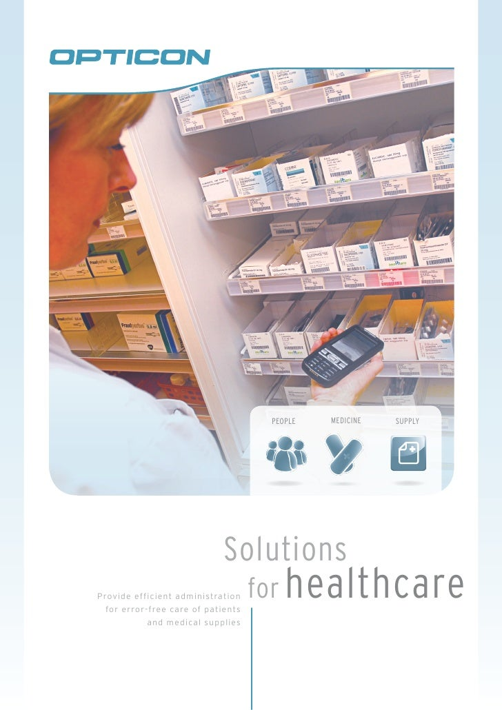 people   medicine   supply                            SolutionsProvide efficient administration   for healthcare for error...