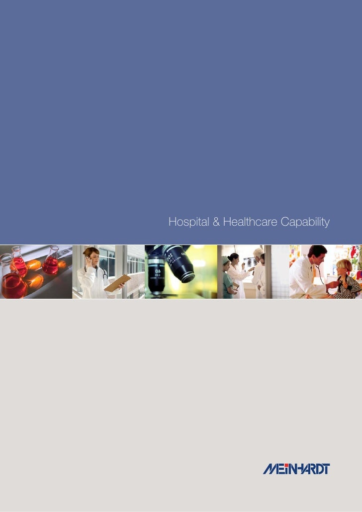Hospital & Healthcare Capability