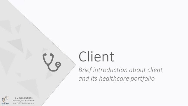hospital case study for e business How to present the business case for healthcare quality to  so that a clear and compelling case can be made in a business  a recent study demonstrates that the.