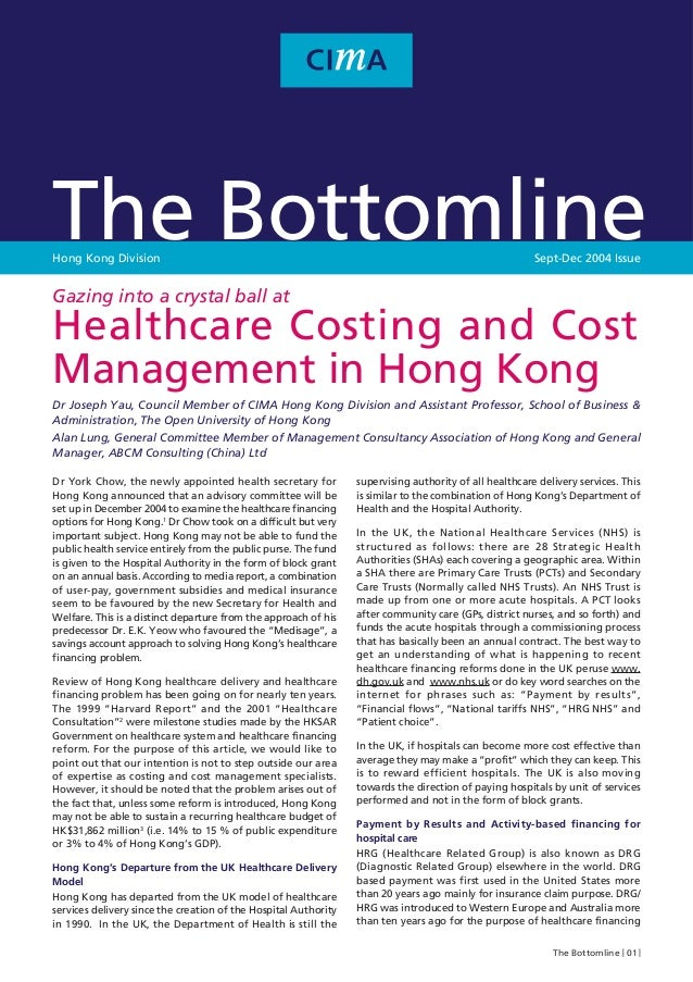 The BottomlineHong Kong Division                                                                                      Sept...