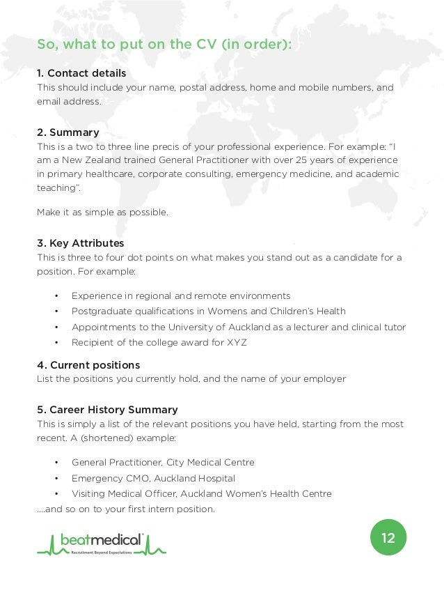 professional attributes for resume