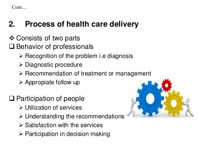 healthcare delivery system Building a better delivery system:  2 a framework for a systems approach to health care delivery  a framework for a systems approach to health care delivery.