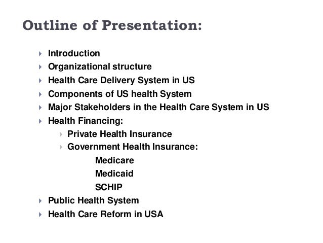 us healthcare delivery systems Learn learn from the each with its own set of rules and payment algorithms —further fragments the health care delivery system organizing the us health.