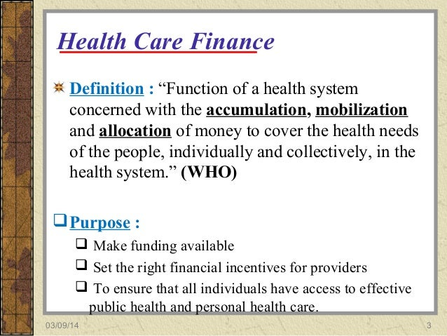 health care financing in pakistan Pakistan national health accounts 2011-12  who is financing health care in a particu-  public health facilities in pakistan 2012.