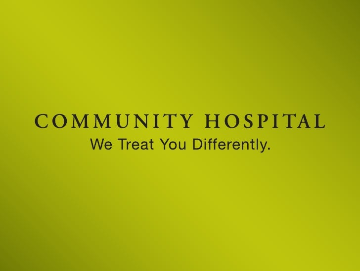 Our whole hospital is dedicated to treating   your whole person.