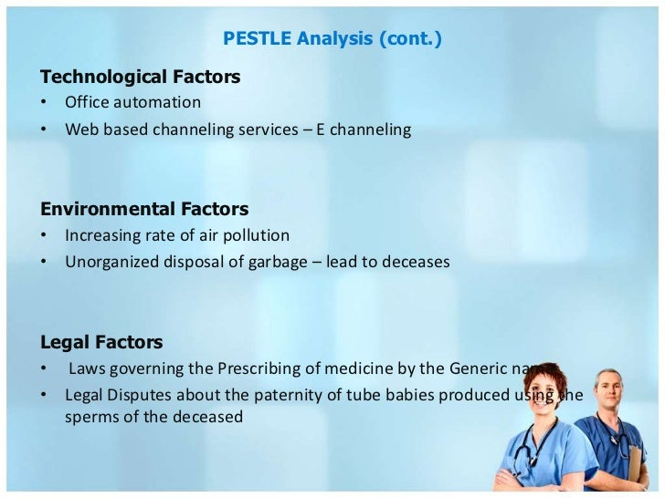 Pest analysis health insurance industry