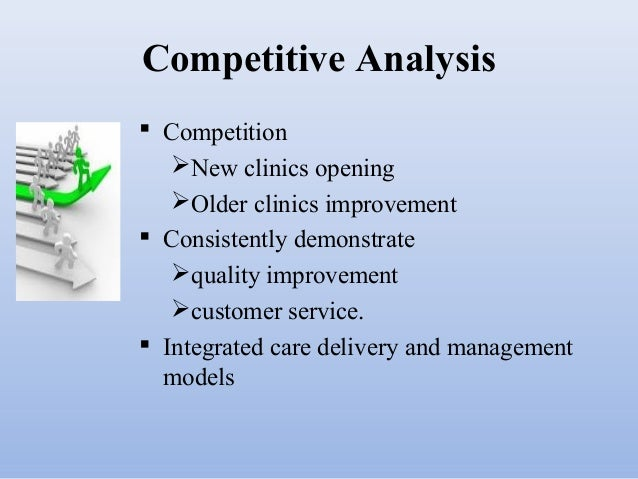 Competitive Strategy For Nursing Homes