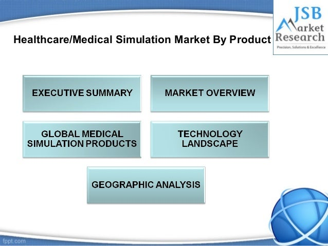 jsb market research healthcare medical simulation Global healthcare management market research reports includes:  pegasystems have seen good growth from past few years in dealing with the medical simulation devices some of the products like healthcare management driven by the software launched by the pega systems are effective in building patient information.