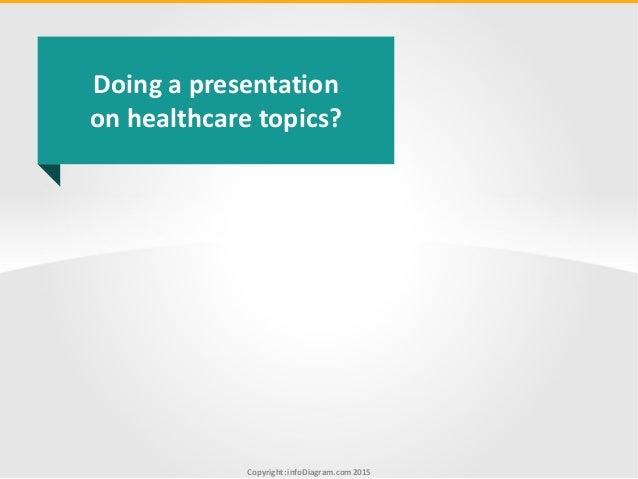 healthcare topics for presentation