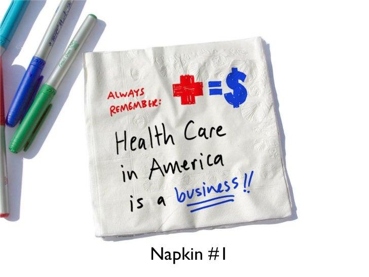 Health Care Napkin 1 Slide 2