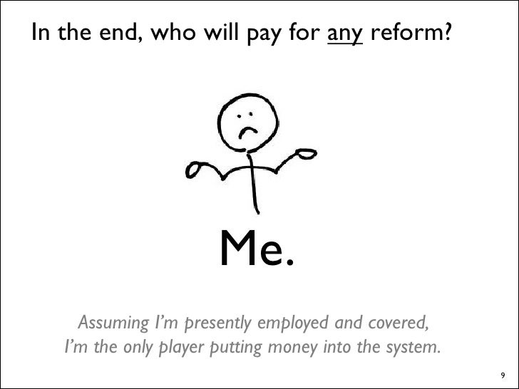 And where will the money I pay go? (There are 3 possibilities.)     1. Increase            2. Fund new            3. Fund ...