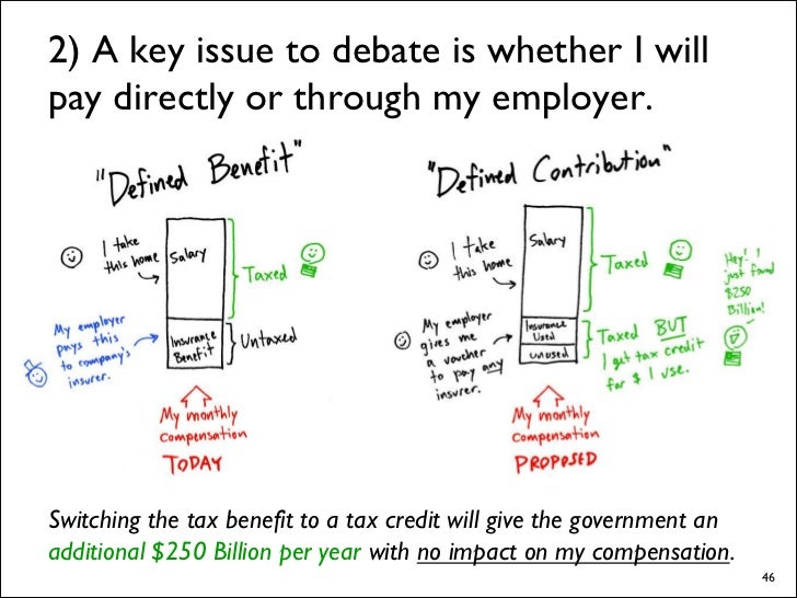 In the end, how we each decide to support reform will be guided by 3 questions:     Should health be   Change is coming;  ...