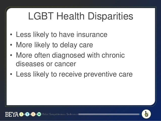 minorities and the health care system