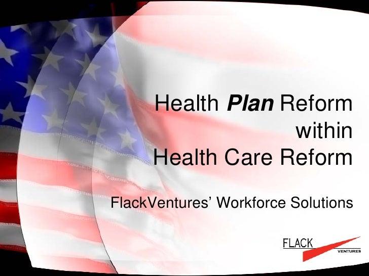 Health care business plan executive summary