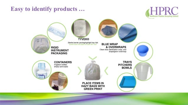 Easy to identify products …