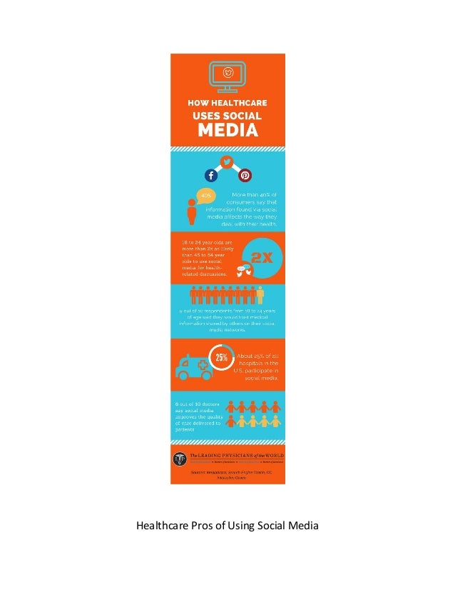 Healthcare Pros of Using Social Media