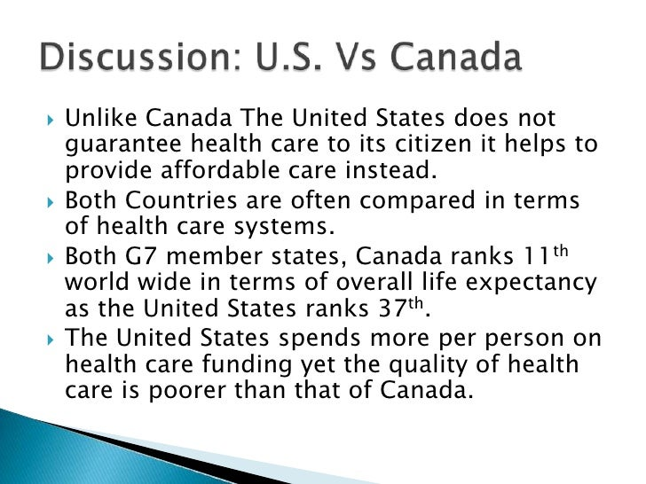 private vs public healthcare in canada essay In canada, a lot of debate has been raised in the last few years over the issue of two-tier healthcare the public system is struggling, and there is a debate going on over whether or not private hospitals should be permitted.