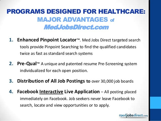 Healthcare Recruiting 2014 The Revolution In Healthcare