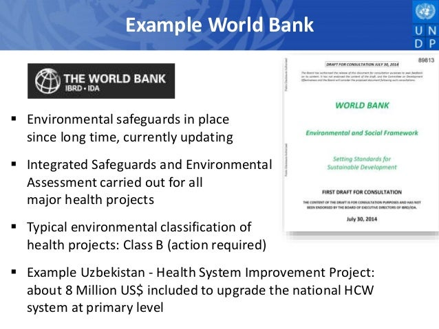 Healthcare waste management in the context of global health initiativ….
