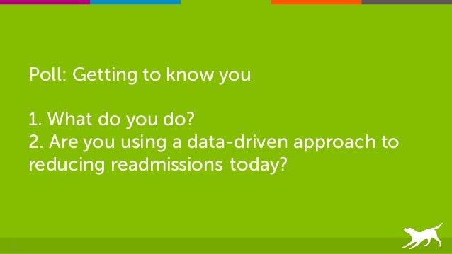 Webinar - Patient Readmission Risk Slide 3