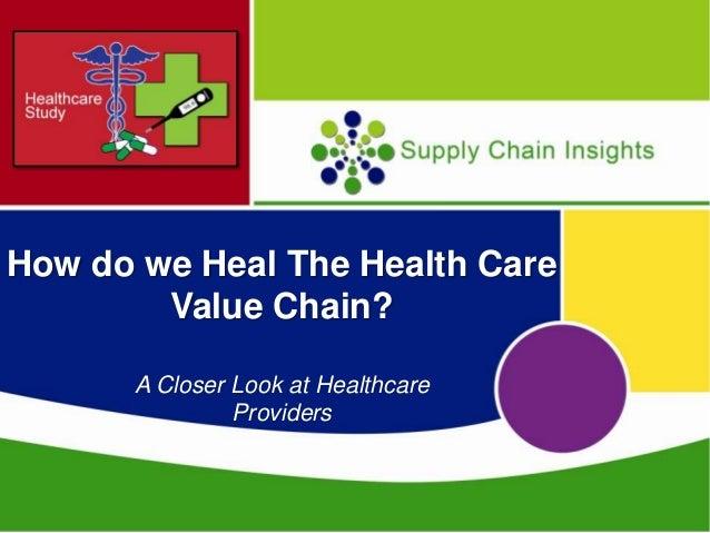 Healthcare Webinar Slides