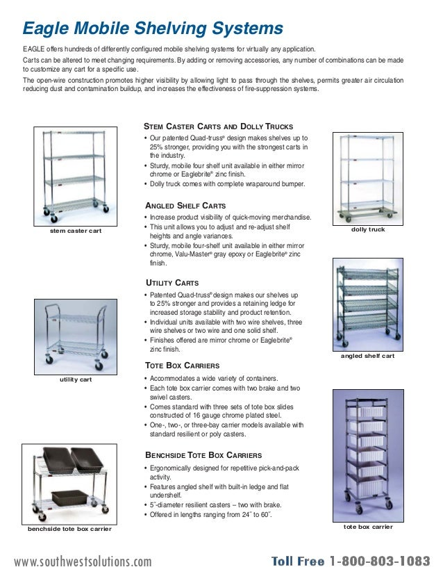 Wire Shelving & Shelving Solutions