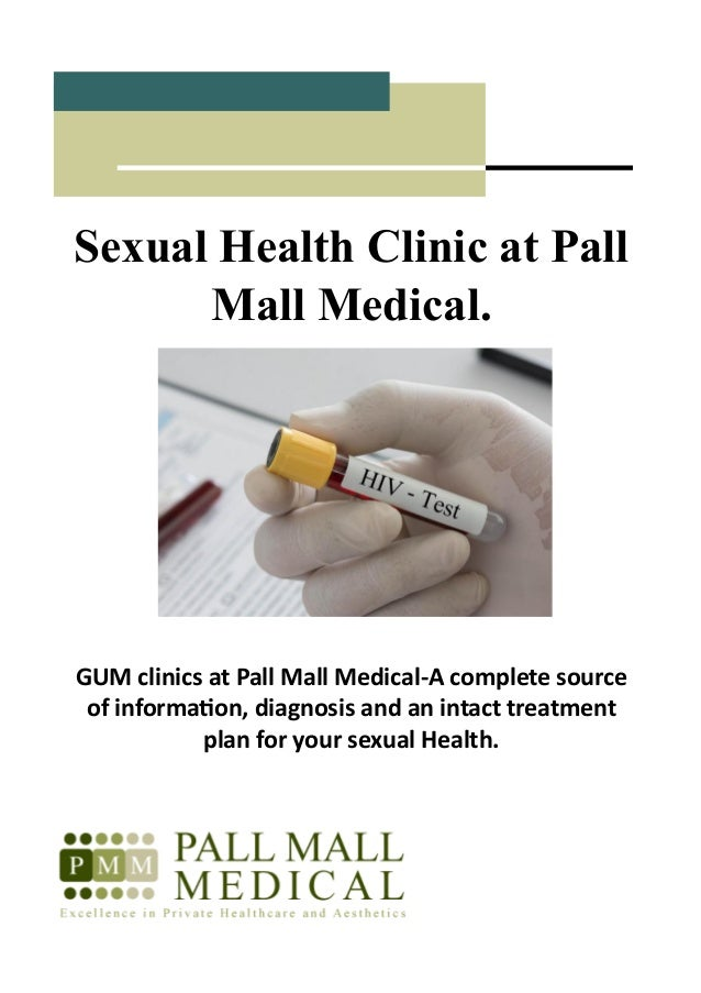 Sexual health care plan