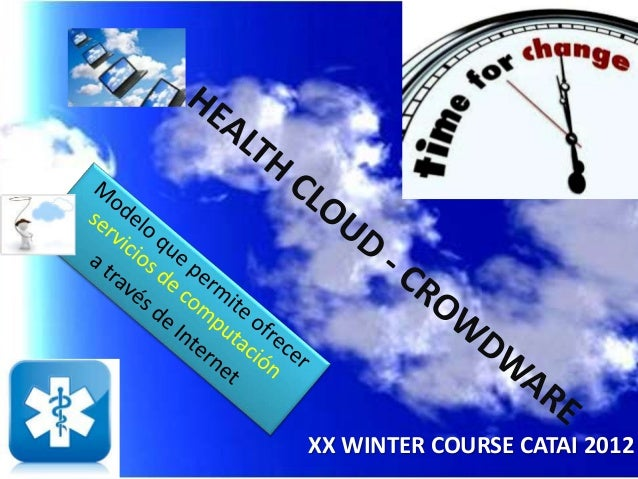 XX WINTER COURSE CATAI 2012
