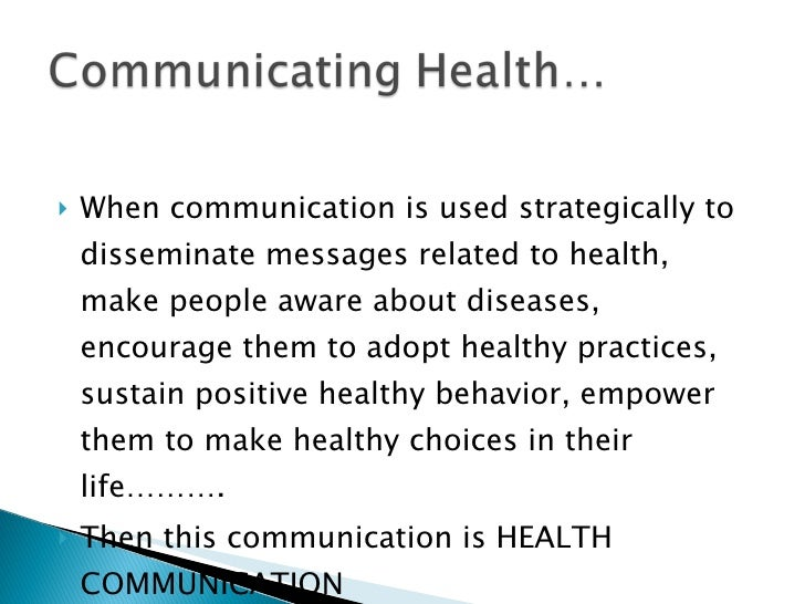 introduction to communication in health 2 essay Learn how to write a strong essay introduction with  essay introductions write an introduction  and the commissioned corps of the us public health.