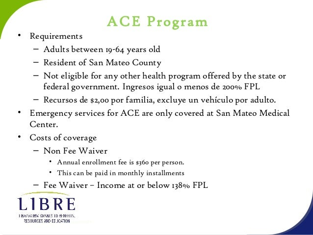 services offered at san mateo medical center San mateo medical center's acute care hospital, specialty services, ancillary   that's why we offer free assistance to help you apply and get health coverage.
