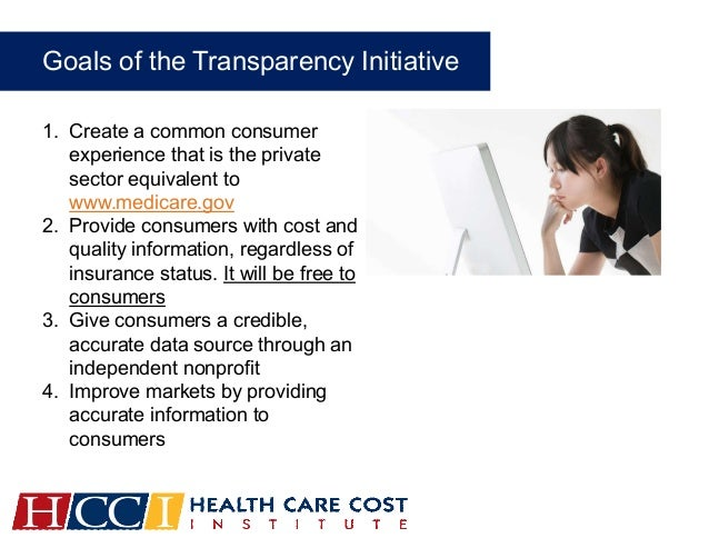 health care transparency
