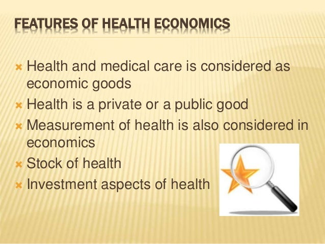 economics in health care Wharton's phd program in health care management and economics provides rigorous training in applied economics and management coupled with advanced training in health care systems and health services research.