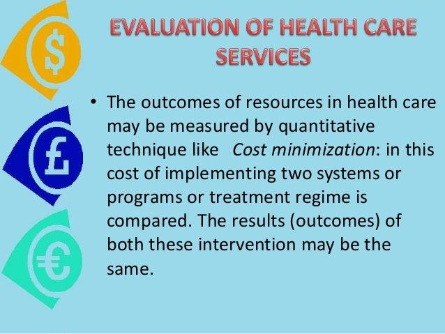 Advances in health economics and health services research